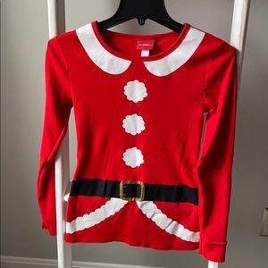 Santa Pajama Set